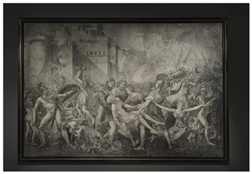 Intervention of Sabine Women