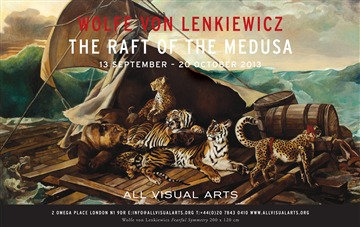 Wolfe Lenkiewicz The Raft of the Medusa
