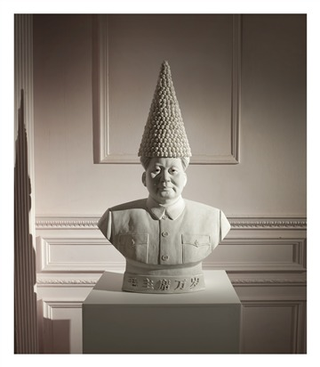 Mao with Dunces Cap